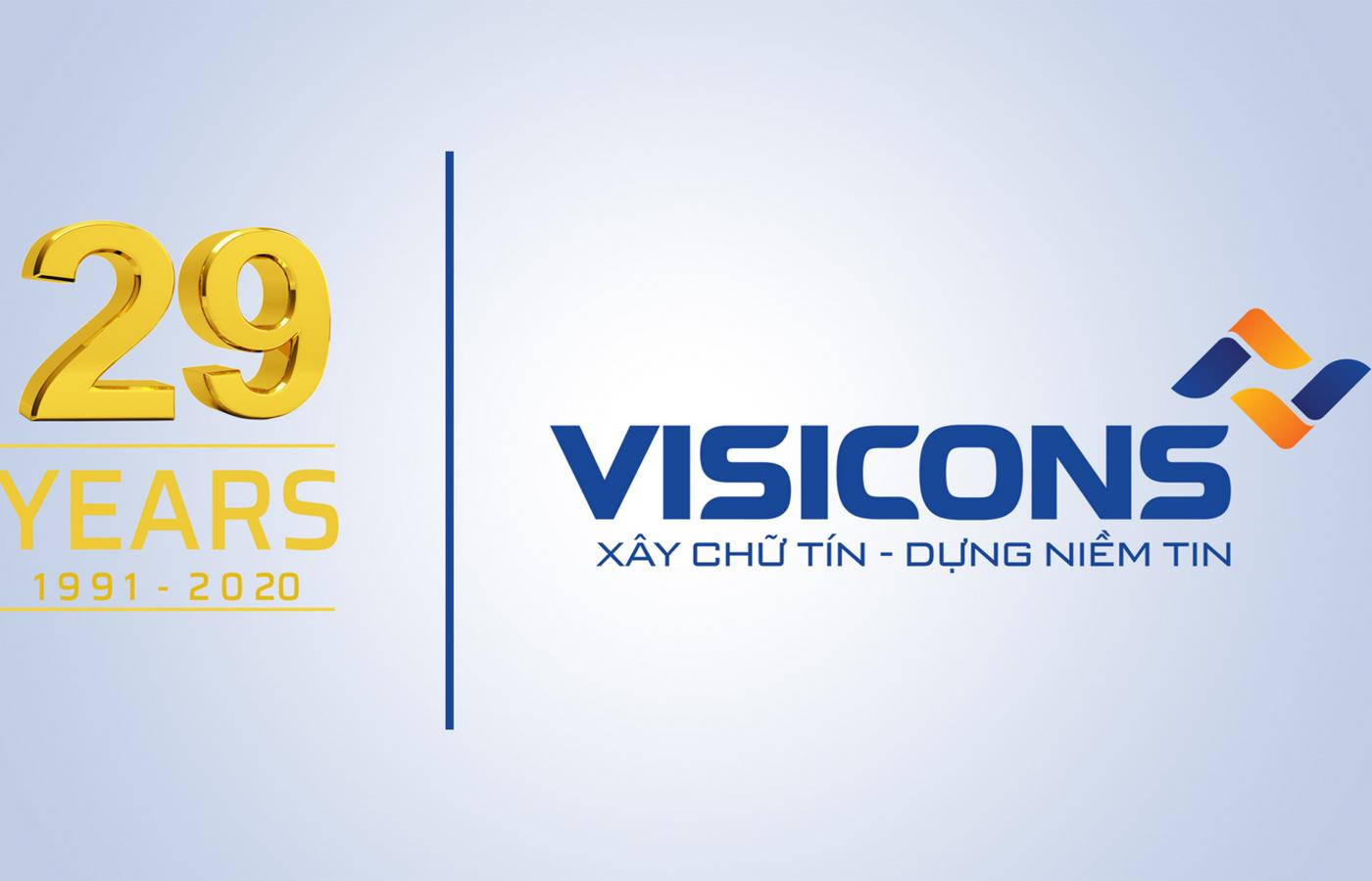 Lễ kỷ niệm 29 năm thành lập công ty Visicons