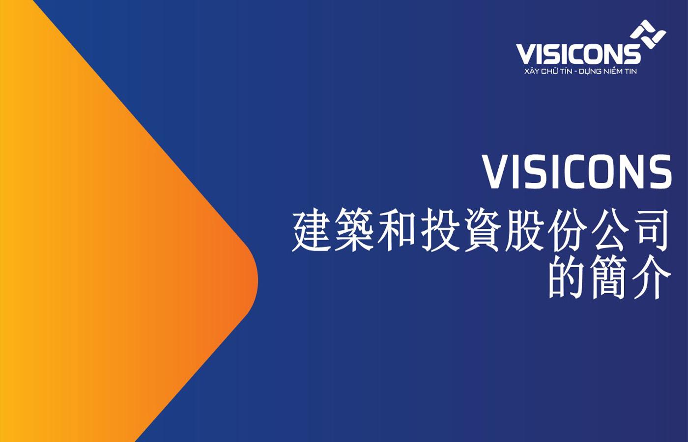 Visicons Company Profile (CHN)