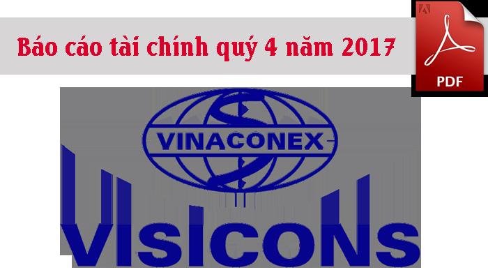 Báo cáo kết quả hoạt động sản xuất kinh doanh quý IV năm 2017