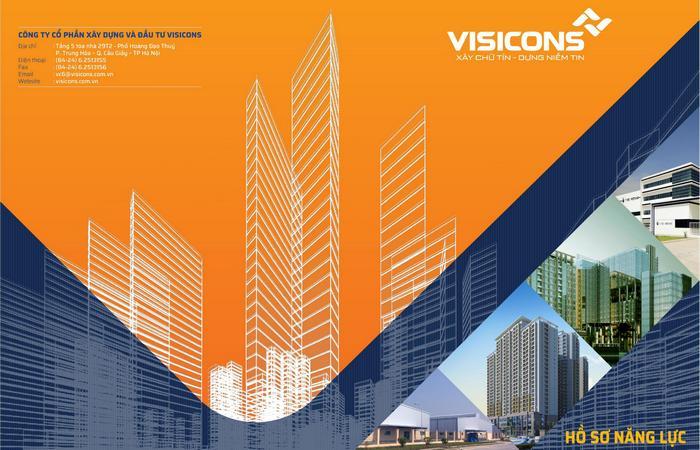 Hồ sơ năng lực - Visicons (VIE)