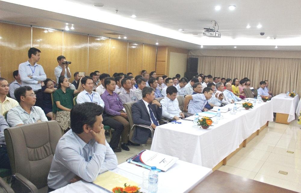 Vinaconex6 tổ chức thành công Đại hội đại biểu Công đoàn khóa IX (Nhiệm kỳ 2017 - 2022).