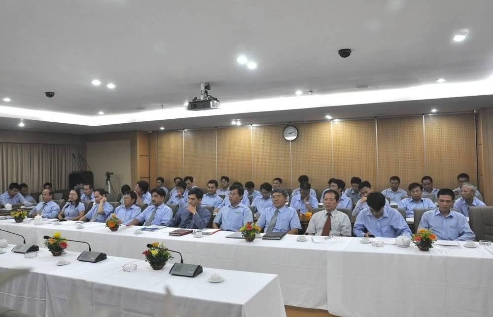 Hội nghị đại biểu Công đoàn khóa VII, nhiệm kỳ 2010-2012