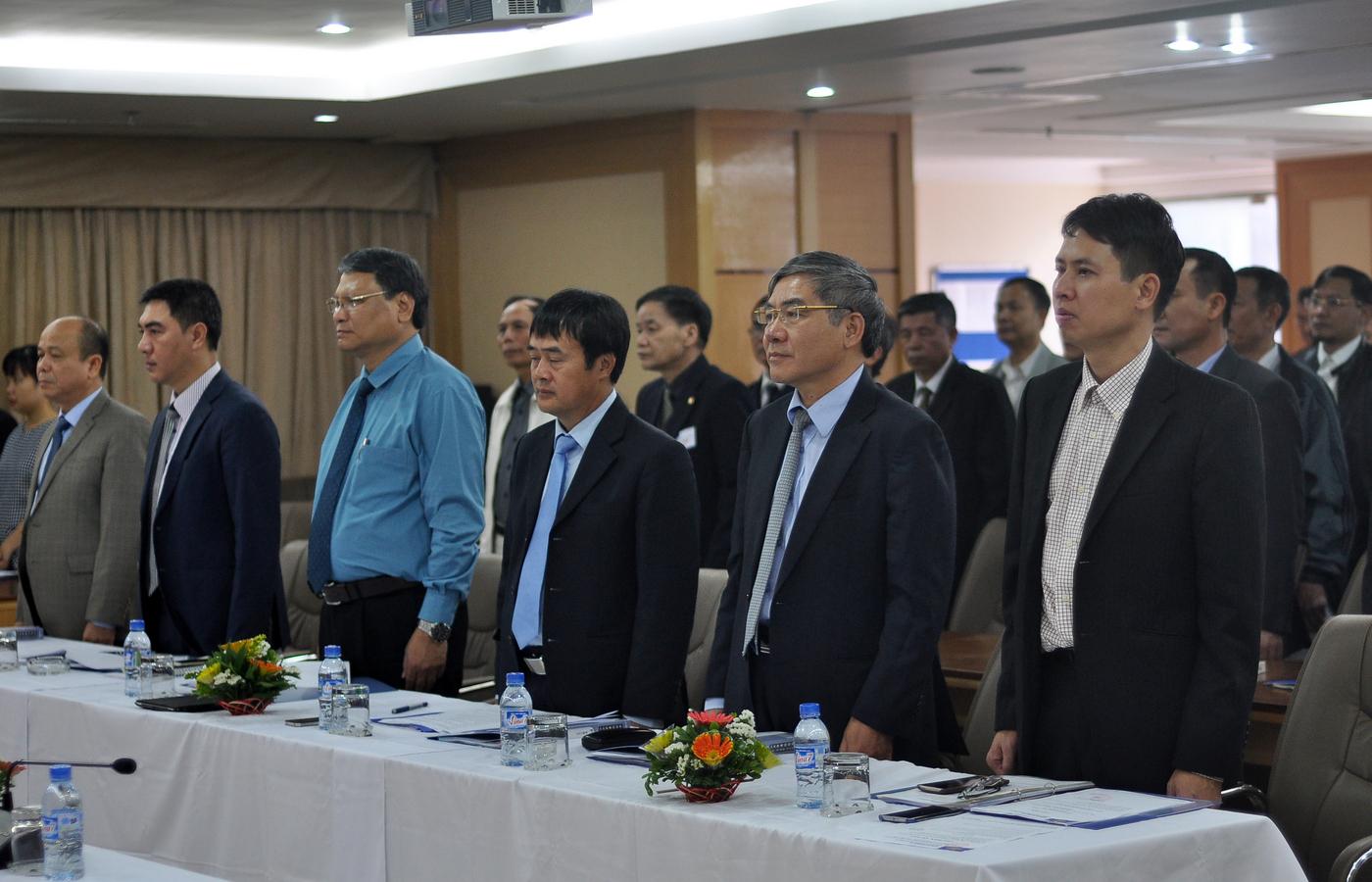 Vinaconex 6 đã tổ chức thành công Đại hội đồng cổ đông thường niên năm 2016.