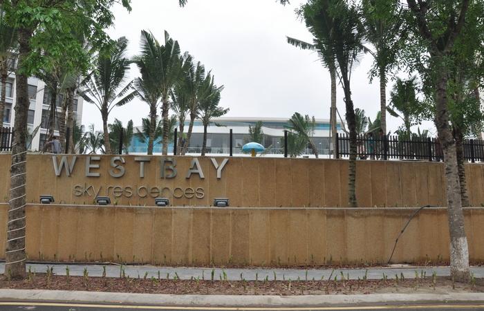 Chủ đầu tư vận hành hạng mục Bể bơi - Westbay Sky residences