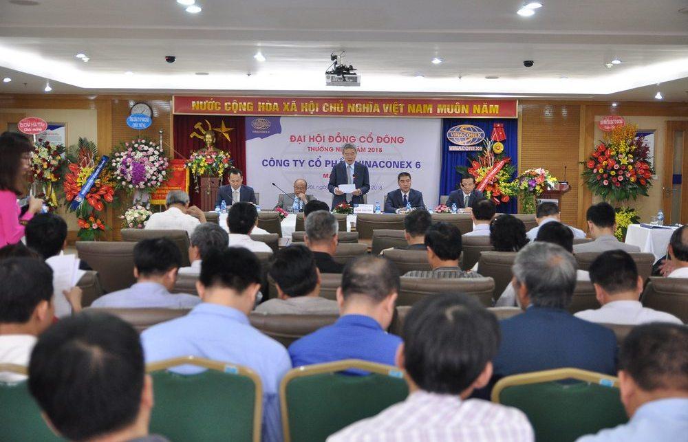 Đại hội đồng cổ đông thường niên năm 2018