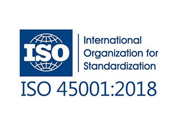 Giấy chứng nhận ISO 45001:2018