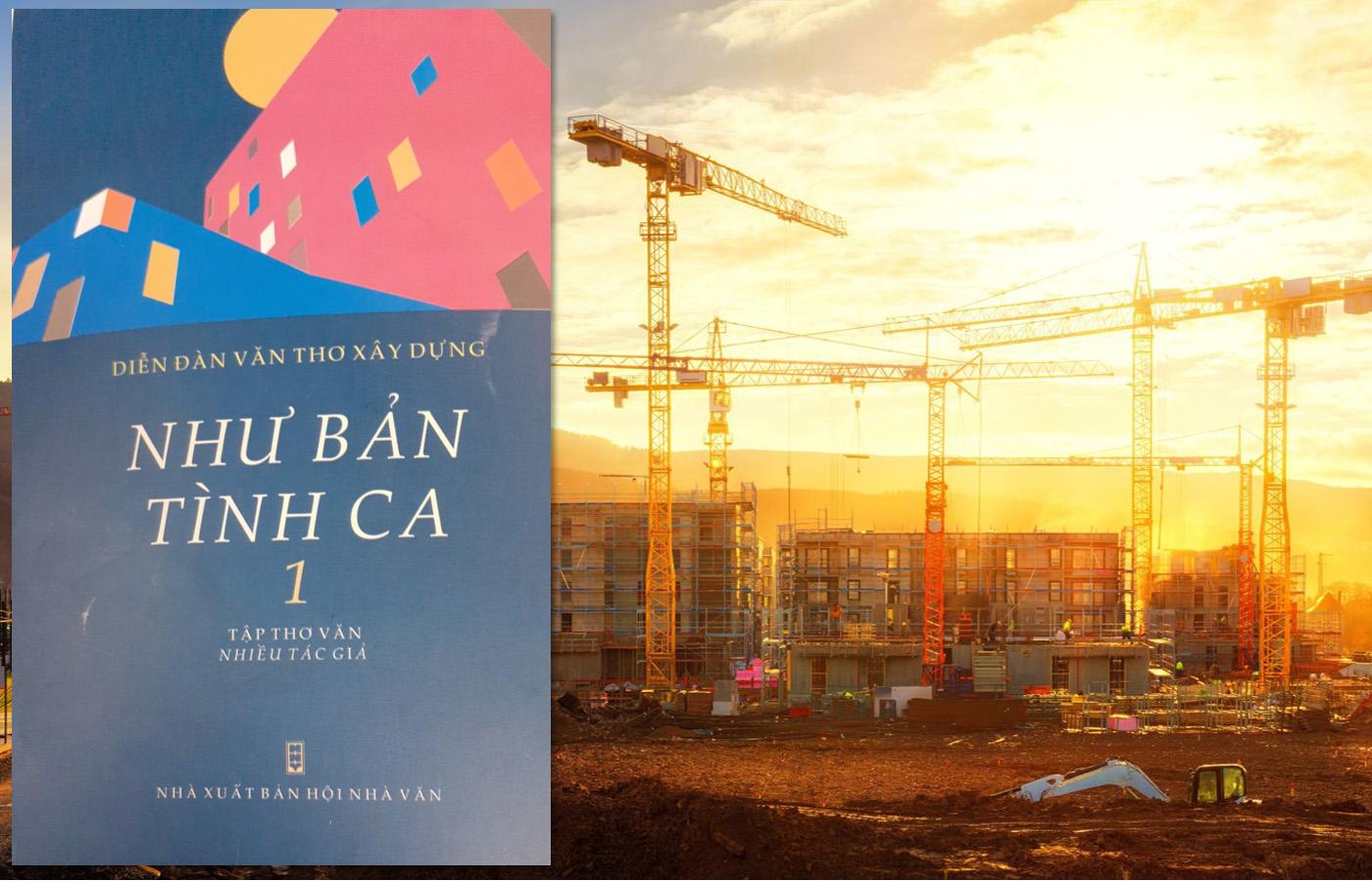 """Hội nhà văn Việt Nam giao lưu và trao tặng ấn phẩm """"Như bản tình ca 1"""" cho Công ty Visicons"""