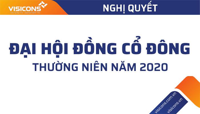 Nghị quyết Đại hội đồng cổ đông thường niên năm 2020. Nhân sự Hội đồng quản trị, Ban kiểm soát nhiệm kỳ 2020 - 2025
