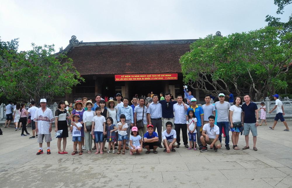 VISICONS tổ chức cho CBCNV tham quan nghỉ mát hè năm 2018 tại Cửa Lò – Nghệ An.
