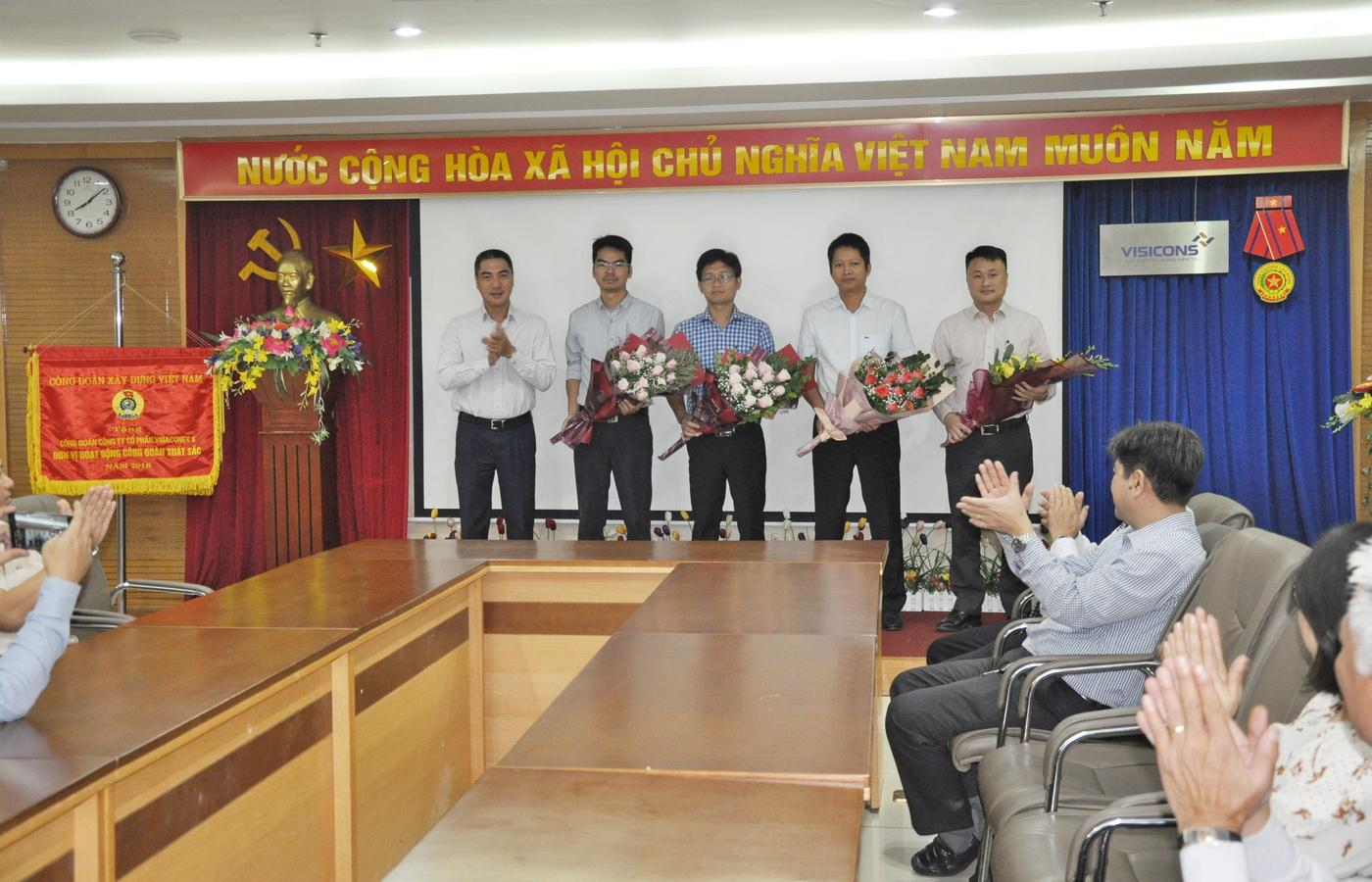 Nghị quyết thành lập Văn phòng đại diện tại TP Hồ Chí Minh, kiện toàn 1 số phòng chức năng và bổ nhiệm nhân sự chủ chốt