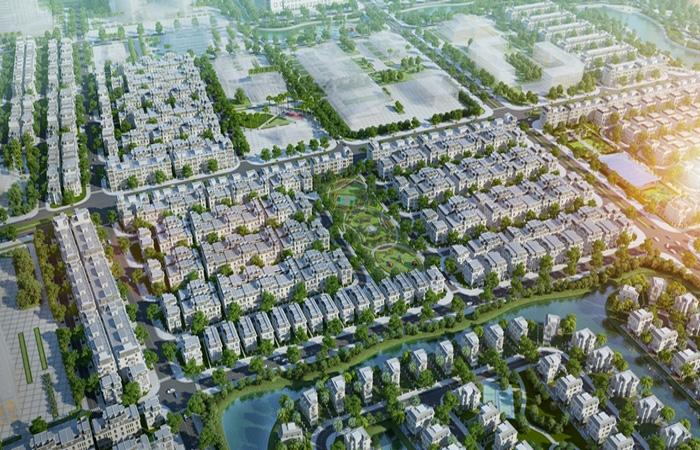 Tổ hợp 70 căn biệt thự Lô 04 – Đợt 1 thuộc dự án: Vinhomes Star City Thanh Hóa