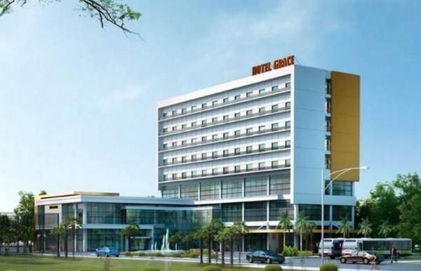 Thi công cơ điện cho dự án: Khách sạn Grace, Thái Nguyên, Việt Nam