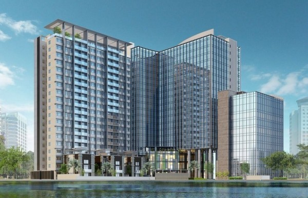 New Oriental Plaza, 16 Láng Hạ