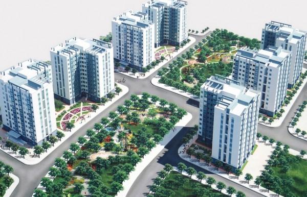 Chung cư 11 tầng tại Khu dân cư Phong Bắc - Đà Nẵng