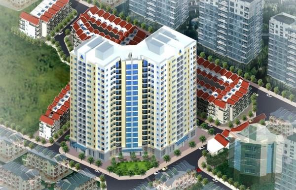 Nhà chung cư 17 tầng Phùng Khoang