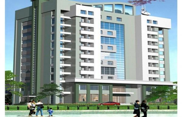 Xây dựng nhà ở học viên - HV5 thuộc Học viện An ninh Nhân dân