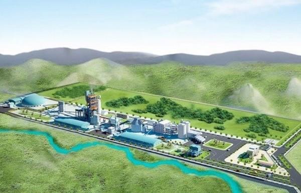 Nhà máy Xi măng Tân Thắng