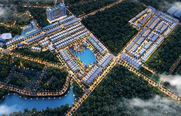 Khu đô thị TMS Grand City Phúc Yên
