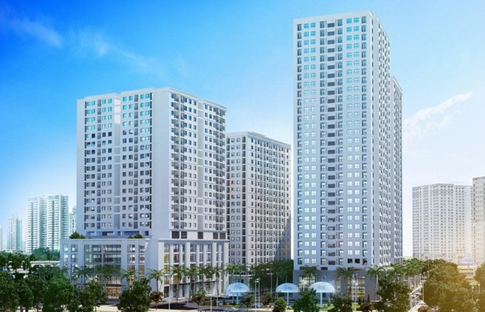 87 Lĩnh Lam - Tổ hợp Trung tâm thương mại, dịch vụ văn phòng và nhà ở cao tầng