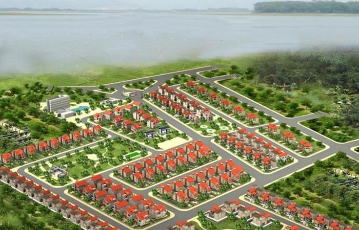 Dự án Biệt thự Nhà vườn Vinaconex6 - Đại Lải