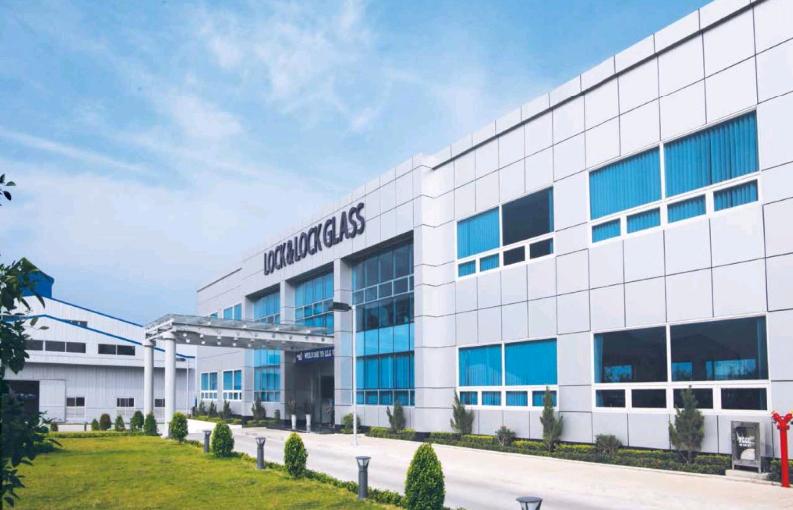 Nhà kho thuộc Nhà máy Lock & Lock HN chi nhánh Bắc Ninh -  KCN Yên Phong