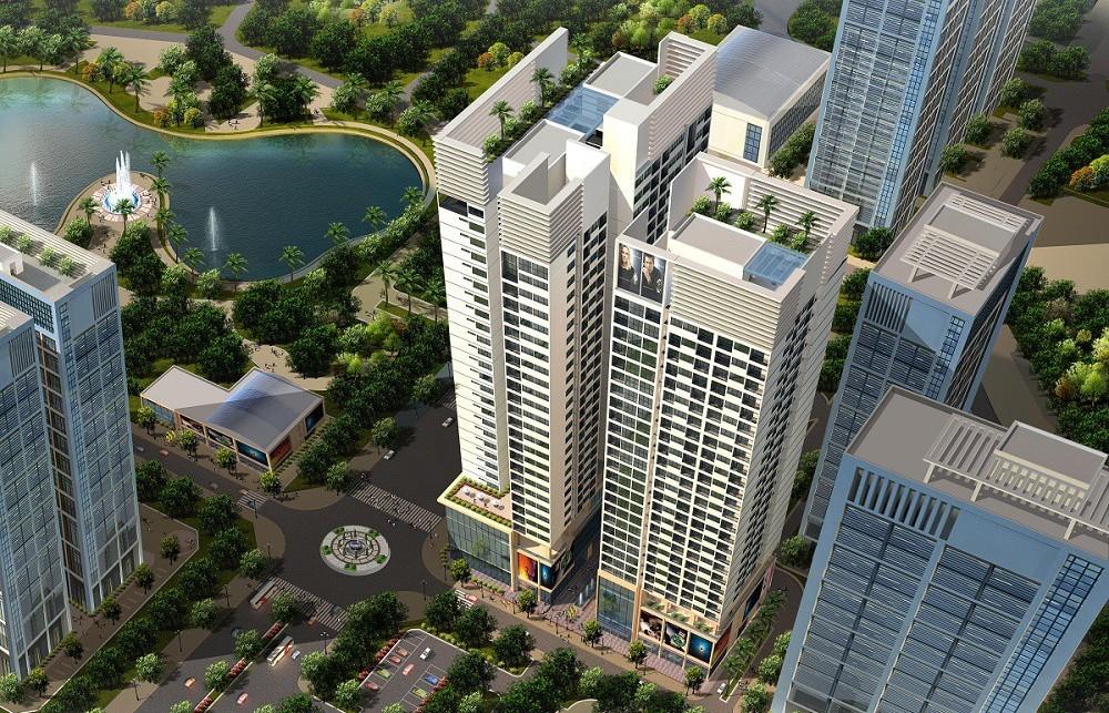 Chung cư Harizon Tower No3-T3&T4 - Từ Liêm - Hà Nội