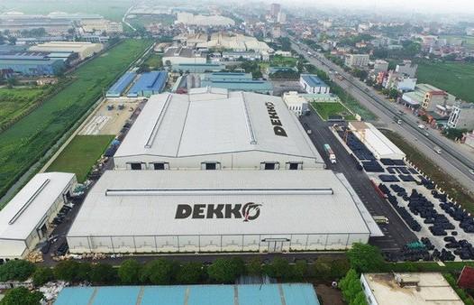 Nhà máy nhựa Phúc Hà - Hưng Yên