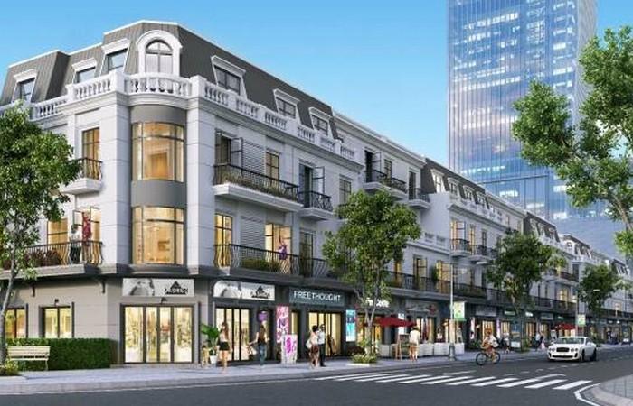 Nhà phố thương mại - Vincom Shophouse Thanh Hóa