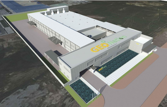 Nhà máy GEO Nation: Khu công nghiệp Yên Phong - Bắc Ninh