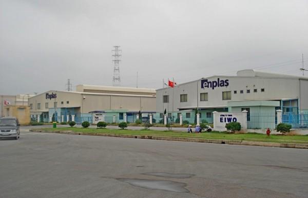 Nhà máy Enplas Vietnam - KCN Thăng Long