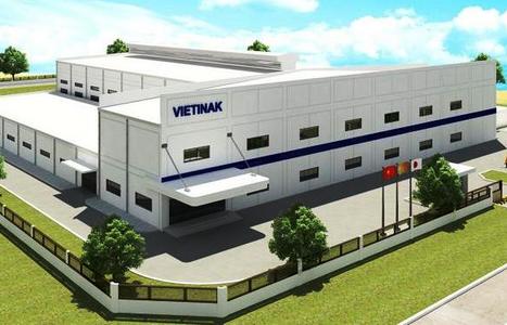 Nhà máy Vietinak - KCN Thăng Long II, Hưng Yên
