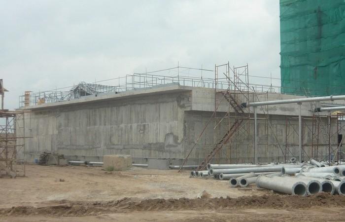 Thiết kế và xây dựng Trạm xử lý nước thải tại KCN Thăng Long II - Hưng Yên