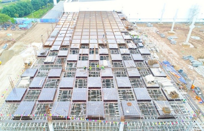Xây dựng mở rộng nhà máy điện Stanley Việt Nam