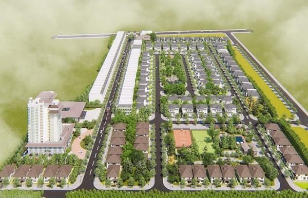 Hạ tầng khu dân cư Vinaconex3 - Phổ Yên (Residence  - Phổ Yên)