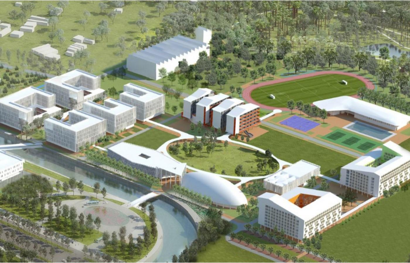 Trường Đại học Việt Đức - Tỉnh Bình Dương