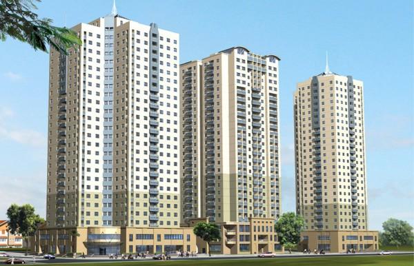 Tòa nhà CT3 Khu chung cư Vimeco - Hà Nội