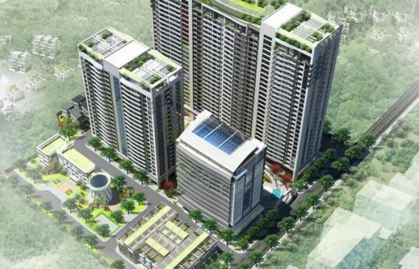 Nhà thấp tầng - Khu hỗn hợp Nhà ở, Dịch vụ, Thương mại và Trường học Tràng An Complex