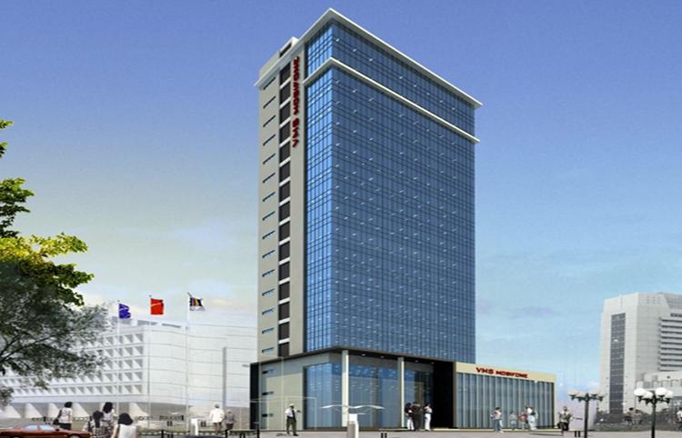 Tòa nhà điều hành viễn thông Mobifone Việt Trì