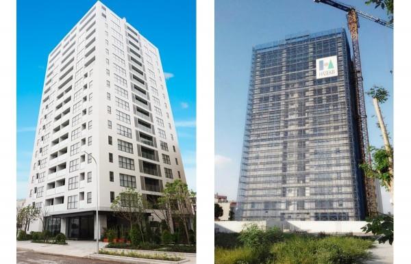 Tòa nhà, căn hộ cho thuê Tư Đình, quận Long Biên