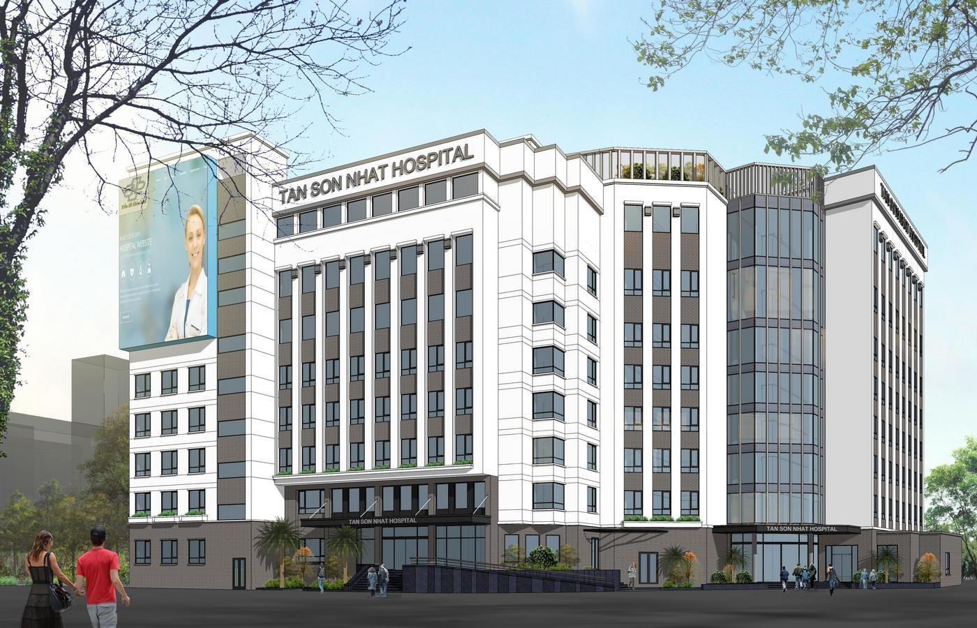 Bệnh viện đa khoa Tân Sơn Nhất