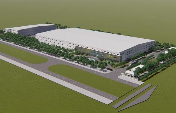 Xây dựng nhà máy VALUETRONICS VIỆT NAM